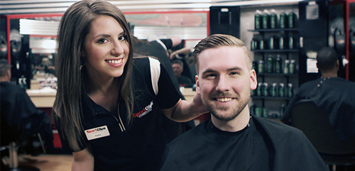 Sport Clips Haircuts of Shops at Soncy Haircuts